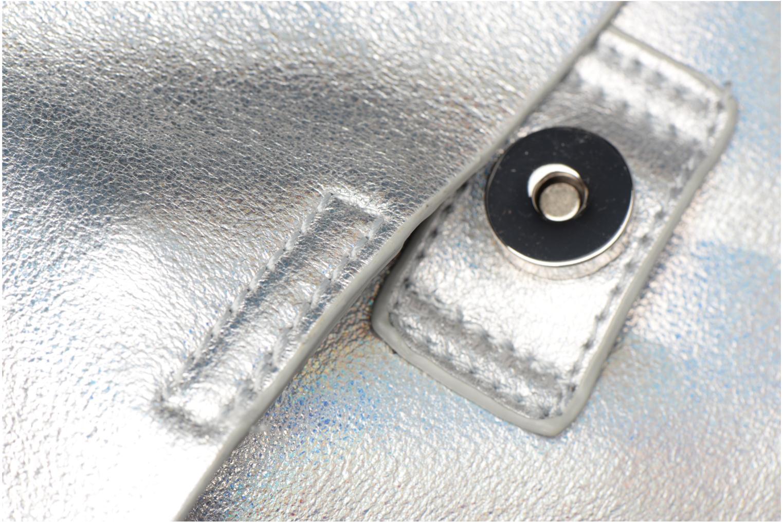 Rugzakken Street Level Slouch thin strap backpack Zilver links