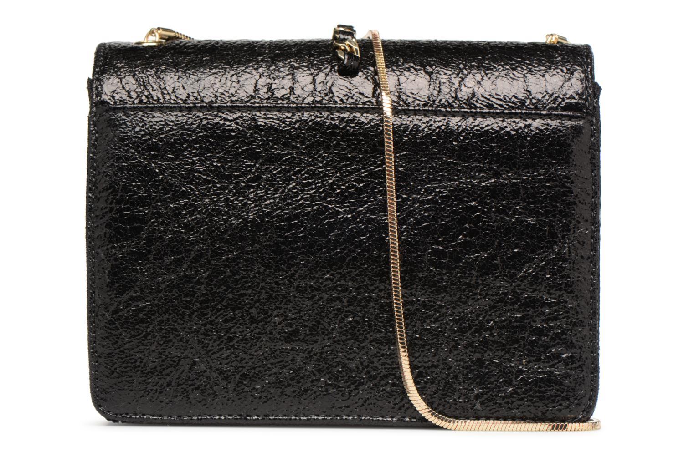 Handtaschen Street Level Shoulder bag w/chain and tassel detail schwarz ansicht von vorne