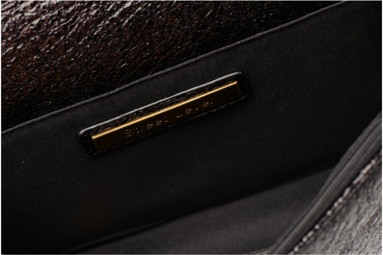 Handtaschen Street Level Shoulder bag w/chain and tassel detail schwarz ansicht von hinten