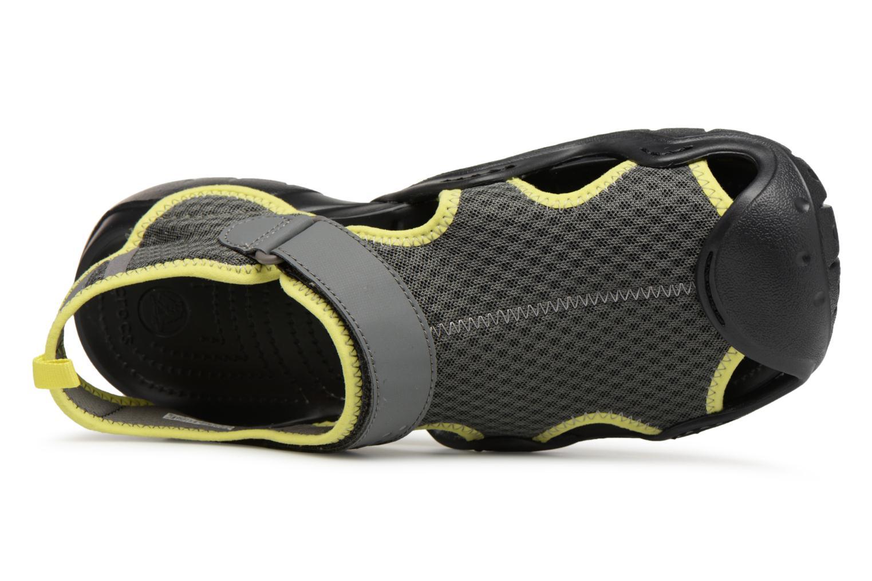 Crocs -Gutes Swiftwater Sandal M (grau) -Gutes Crocs Preis-Leistungs-Verhältnis, es lohnt sich,Boutique-3113 5a66c4
