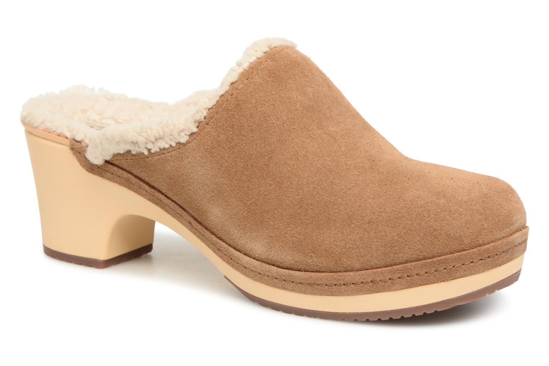 Descuento de la marca Crocs SarahLinedClog (Marrón) - Zuecos en Más cómodo