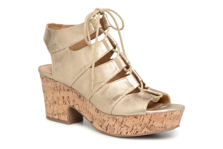 Zapatos promocionales Skechers Livin'dream (Oro y bronce) - Sandalias   Venta de liquidación de temporada