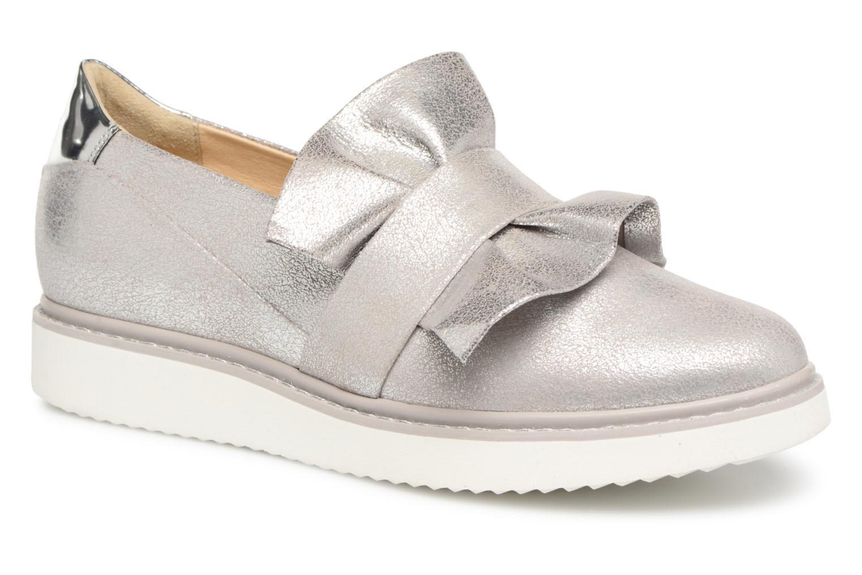 Zapatos promocionales Geox D THYMAR D (Plateado) - Deportivas Zapatos de mujer  baratos zapatos 76896cabe9cc7