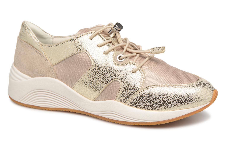 Nuevos zapatos para hombres y mujeres, descuento por tiempo limitado Geox D OMAYA D (Blanco) - Deportivas en Más cómodo