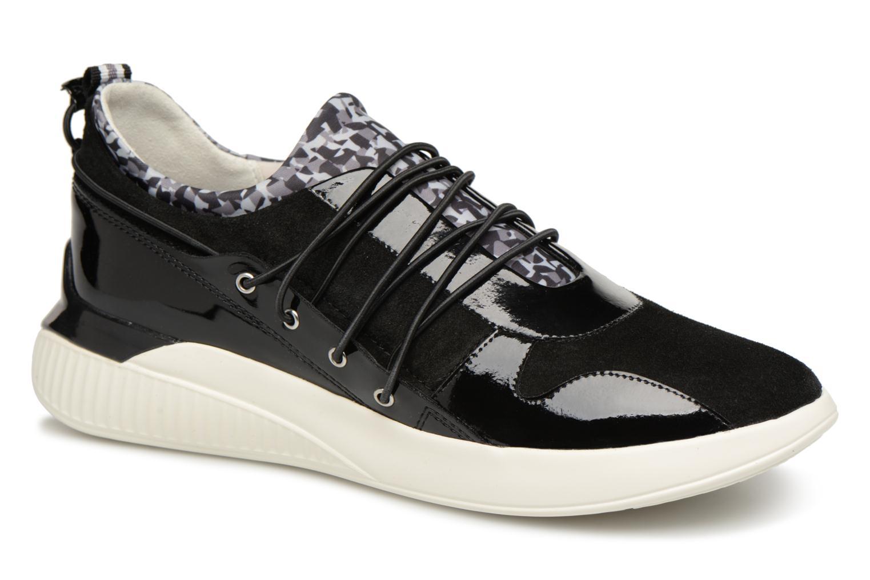 Grandes descuentos últimos zapatos Geox D THERAGON A (Negro) - Deportivas Descuento