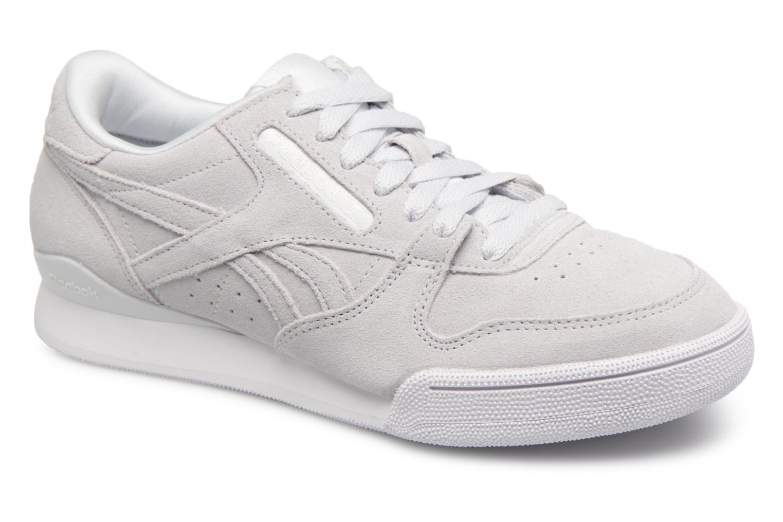 Zapatos especiales para hombres y mujeres Reebok Phase 1 Pro W (Gris) - Deportivas en Más cómodo