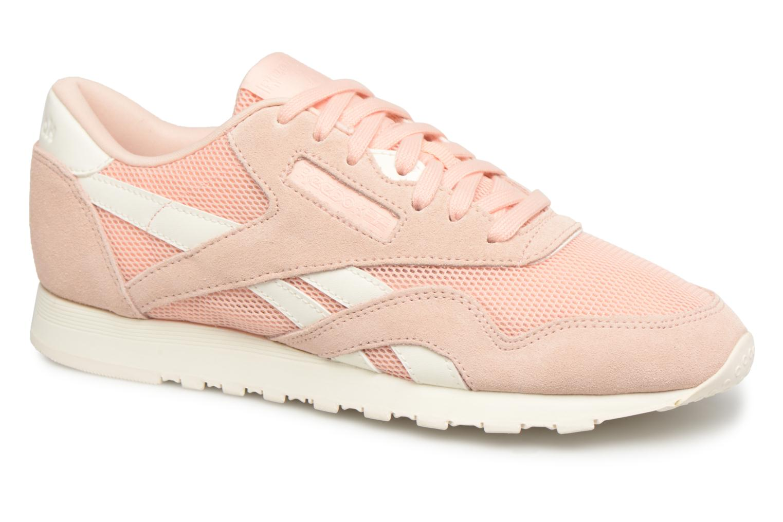 Grandes descuentos últimos zapatos Reebok Classic Nylon Mesh (Rosa) - Deportivas Descuento