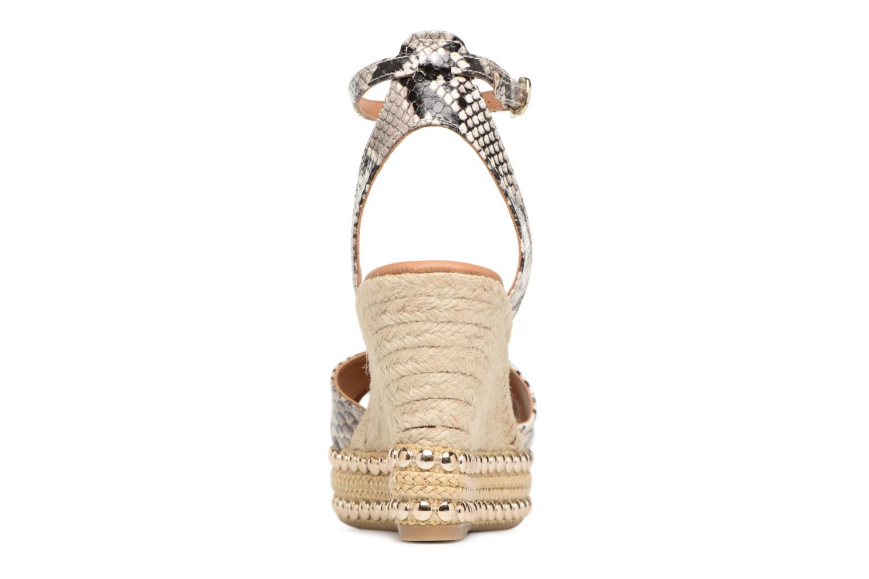 Zapatos promocionales KG By Kurt Geiger AMELIA (Gris) - Alpargatas   Zapatos casuales salvajes