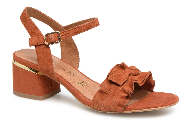Grandes descuentos últimos zapatos Tamaris 28028 (Marrón) - Sandalias Descuento