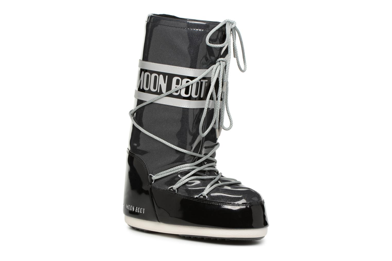 Grandes descuentos últimos zapatos Moon Boot STARRY (Negro) - Botas Descuento