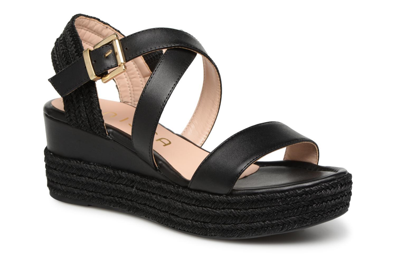 Grandes Kacheo descuentos últimos zapatos Unisa Kacheo Grandes (Negro) - Sandalias Descuento d5cf1b