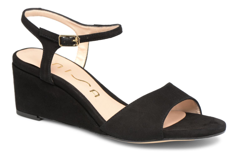 Grandes descuentos últimos zapatos Unisa Orita (Negro) - Sandalias Descuento