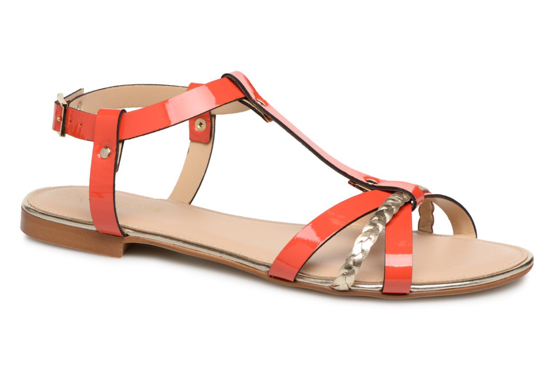 Cómodo y bien parecido COSMOPARIS Lofa (Naranja) - Sandalias en Más cómodo