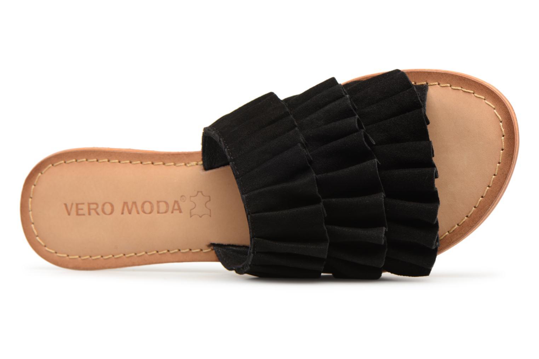 Zapatos promocionales Vero Moda 10196034 (Negro) - Zuecos   Descuento de la marca