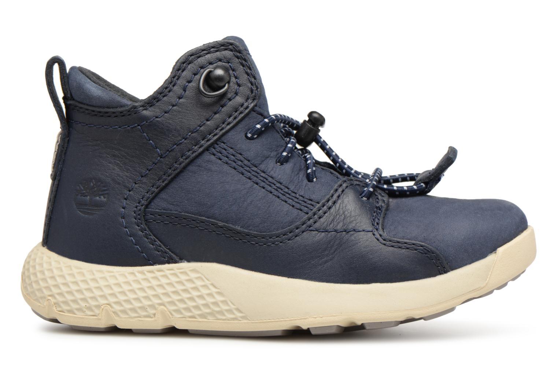 Sneaker Timberland FlyRoam Leather blau ansicht von hinten