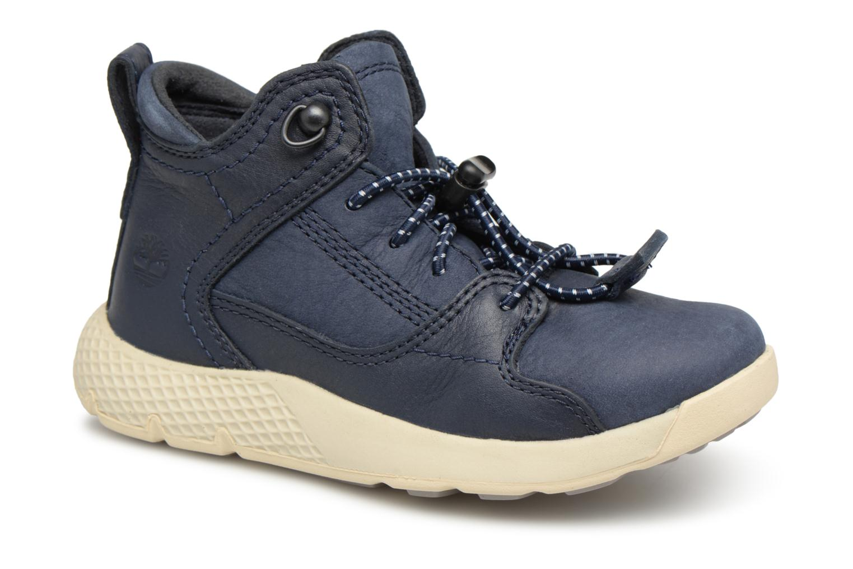 Sneaker Timberland FlyRoam Leather blau detaillierte ansicht/modell