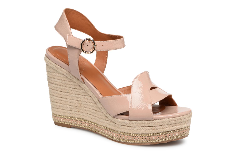 Zapatos casuales salvajes What For Christine (Beige) - Alpargatas en Más cómodo