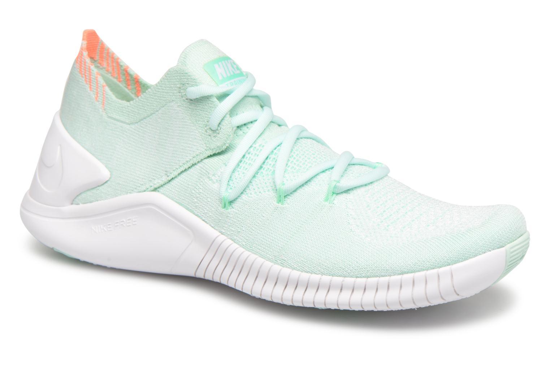 Zapatos promocionales Nike Wmns Free Tr Flyknit 3 (Verde) - Zapatillas de deporte   Los últimos zapatos de descuento para hombres y mujeres