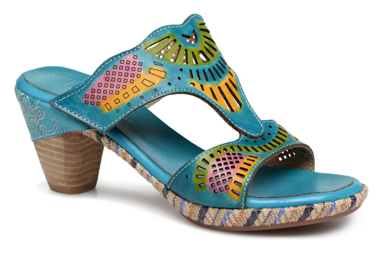 Grandes descuentos últimos zapatos Laura Vita Belfort 86 (Azul) - Zuecos Descuento