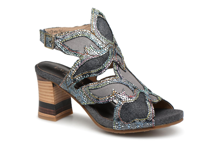 Zapatos promocionales Laura Vita Celeste 028 (Negro) - Sandalias   Cómodo y bien parecido