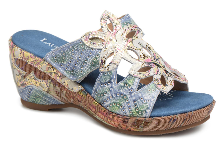Grandes descuentos últimos zapatos Laura Vita Beaute 16 (Azul) - Zuecos Descuento