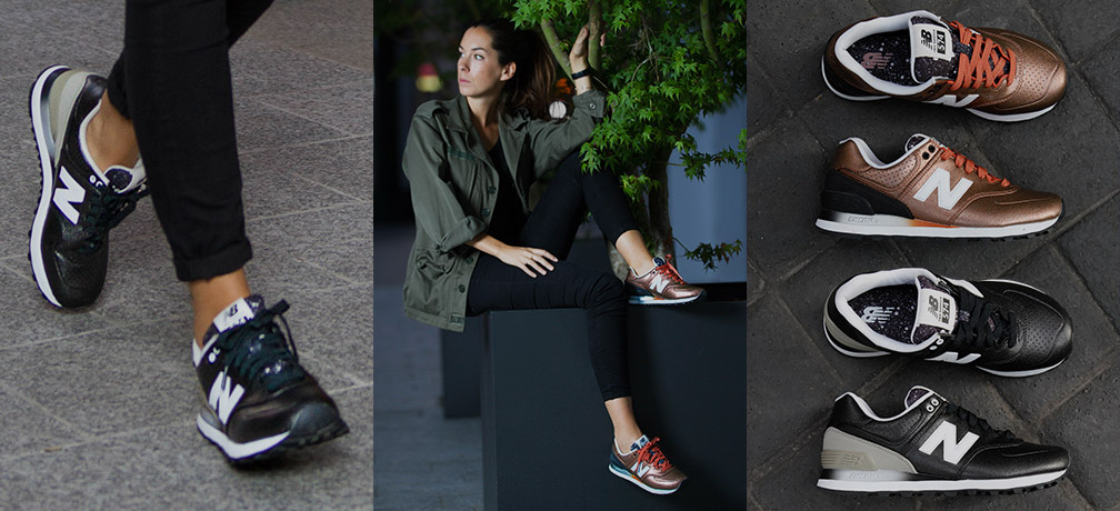 Nouvelle collection New Balance