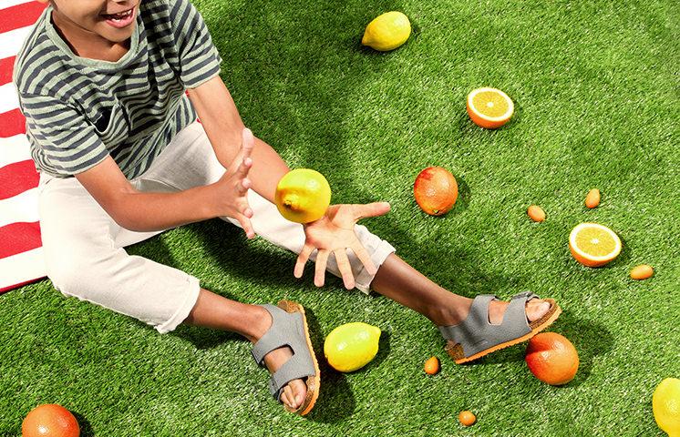 Sandales cool enfant