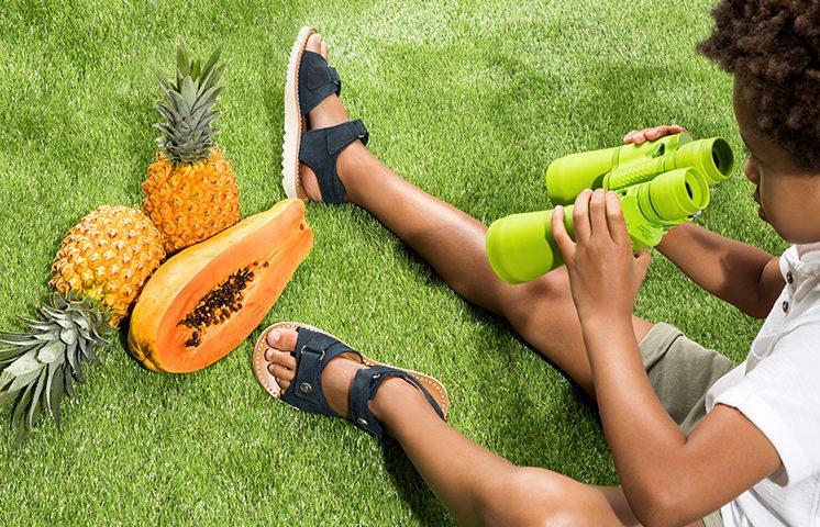 Sandales tout-terrain enfant