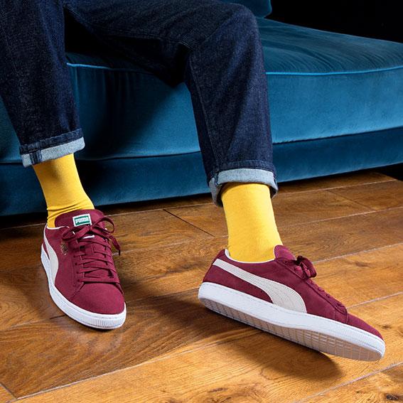 Back to Work - Retro Sneaker