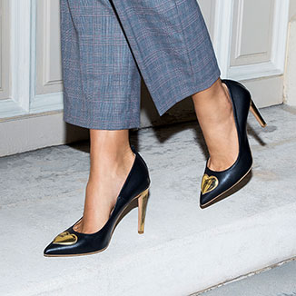 Luxe pumps
