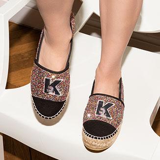 Karl Lagerfeld chaussures