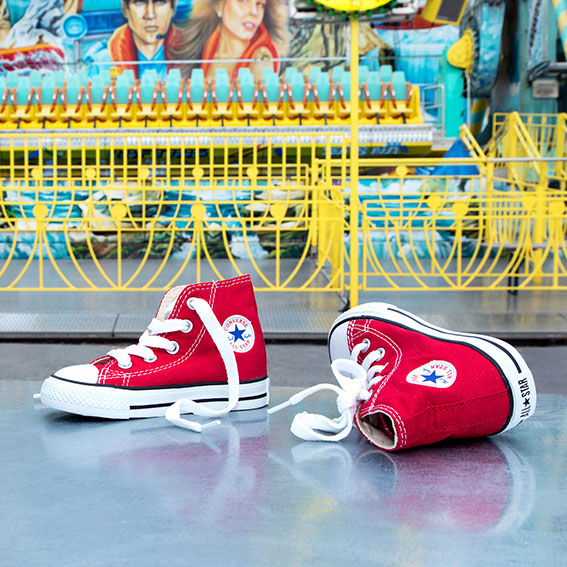MUST HAVE - BABY CONVERSE
