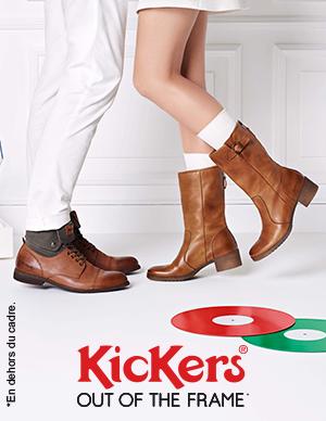 Kickers. Share