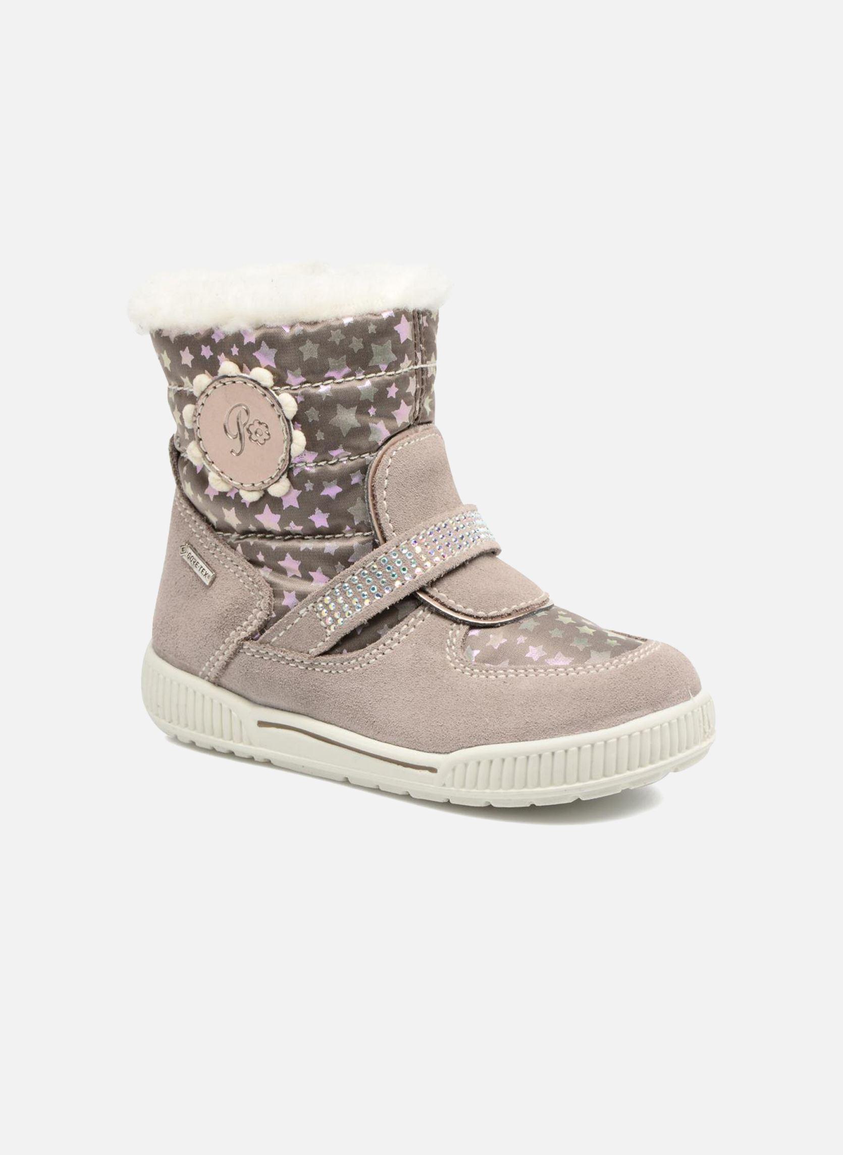 Primigi Chaussures Sofia Bottines Boots Beige Et Y76yfbgIv